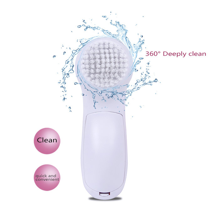 5-1 Classic Facial Brush Kit AE-8782