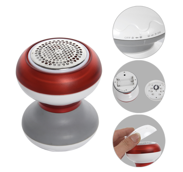 Vibration Electric Clothes wool ball shaving machine for Woolen Clothes lint remover AE-911