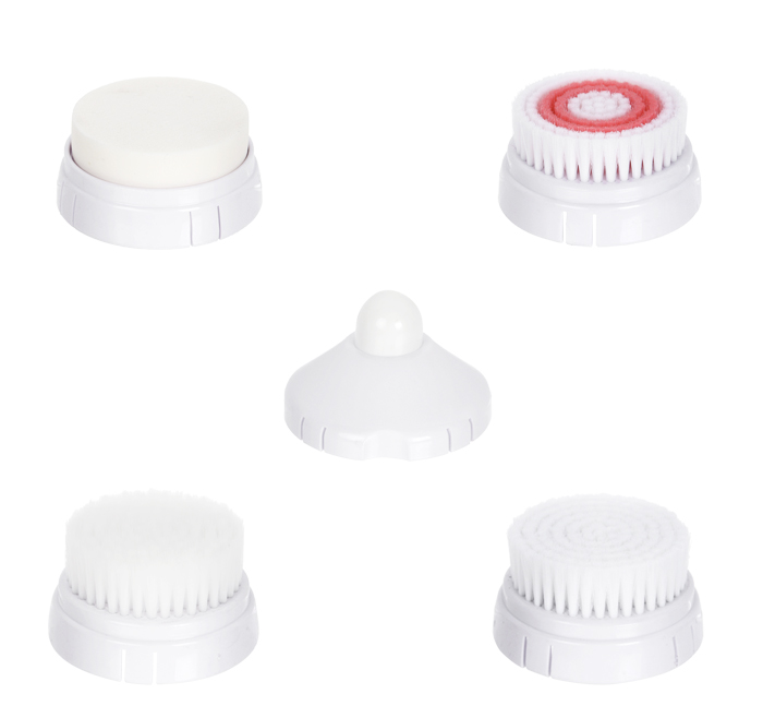 5-1 Face Massager & Cleansing Brush Sonic Vibration AE-8287