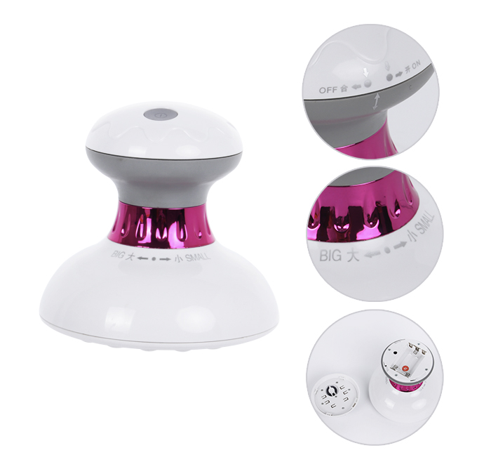 Mini Handheld Breast enlargement massager with 3 modes Sonic Vibration  AE-905