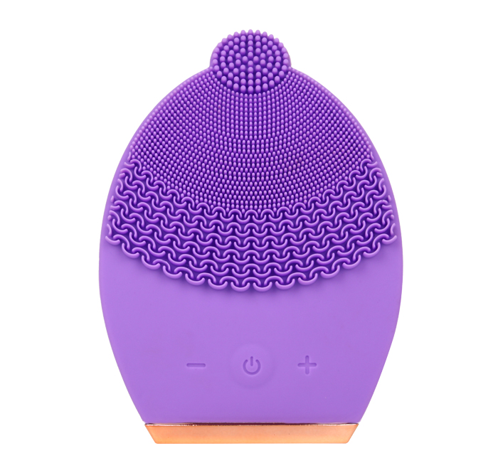 Rechargeable Silicone Face Brush AE-605A