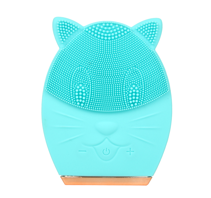 Rechargeable Silicone Facial Brush AE-605B